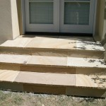 Flagstone on Steps