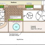 Back Yard Plan
