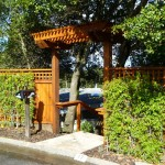 Front Entrance Arbor