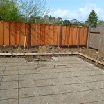 During Construction- Patio Subslab Prep