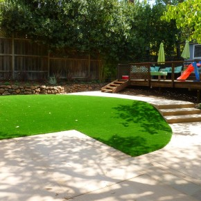 Synthetic Turf Play Areas