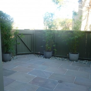 Corte Madera Flagstone Patio